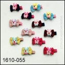 HAIR CLIPS (20 PCS) 1610-055