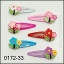 HAIR CLIPS (12 PCS) 0172-33